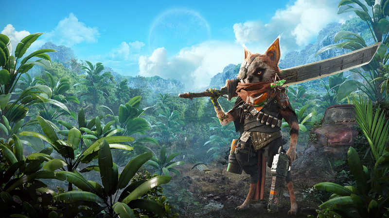 Review : Biomutant : Apocalypse with Personality