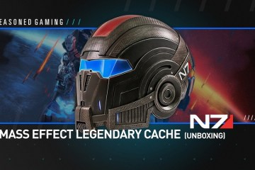 Unboxing : Mass Effect Legendary Cache