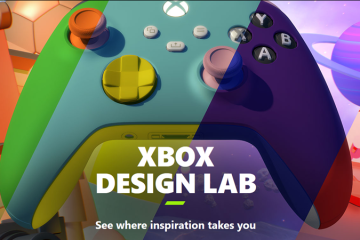 Xbox Design Lab has Returned for Xbox Series X / S Controllers
