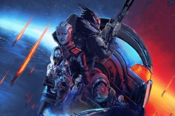 Review : Mass Effect Legendary Edition : The Definitive Space Opera