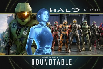 Halo Infinite : Campaign and Multiplayer Roundtable Discussion