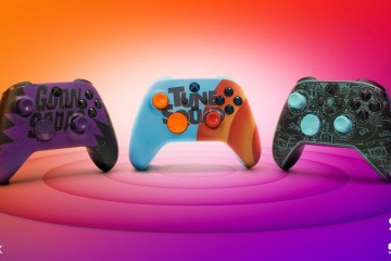 Xbox Introduces Space Jam Themed Xbox Series Controllers