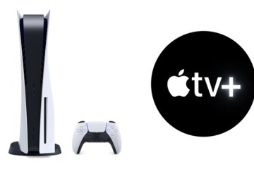 PlayStation Offers Six Free Months of Apple TV+ for PS5 Owners
