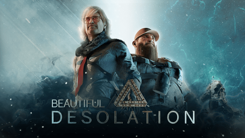 Review : Beautiful Desolation: The Sci-Fi Story Arrives on the Nintendo Switch