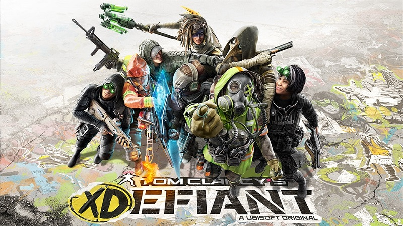 Full Details on Ubisoft's Free to Play FPS, Tom Clancy's XDefiant