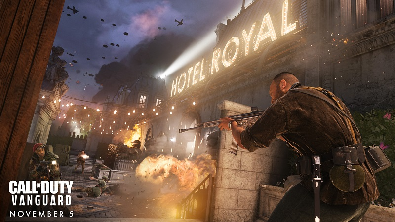 Call of Duty Vanguard : Full Multiplayer, Warzone, and Beta Info Announced