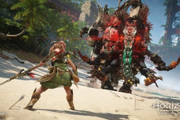 Aloy Shows Off New Abilities in Horizon Forbidden West Developer Blog