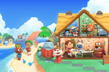 Nintendo Debuts Animal Crossing Happy Home Paradise with Online Expansion