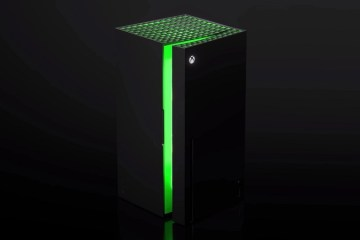The Xbox Series X Mini-Fridge is Real and It's Spectacular