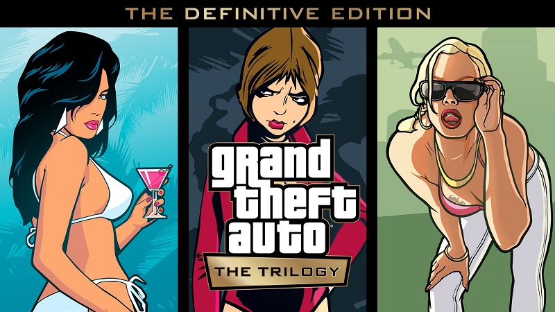 Grand Theft Auto Trilogy Remastered Gets Release Dates and Trailer