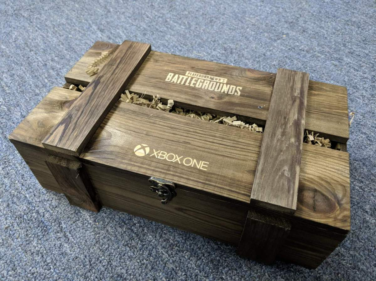 Xbox One Pubg Clothing Crates - Year of Clean Water