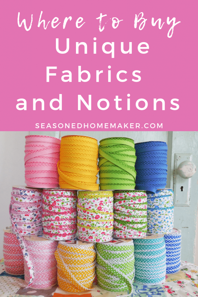 Notions | Sewing Notions | Pattern Paper | Seam Tape > Sewing...