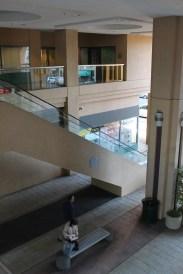 up escalator