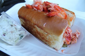 sam's lobster roll