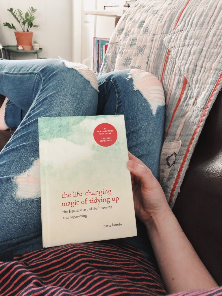 SOH's Book Club: Spring - The Life Changing Magic of Tidying