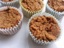Recipe: Cardamom-spice muffins (vegan, grain-free, gluten-free, sugar-free)