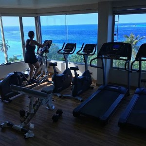 Keep up your fitness goals during holiday