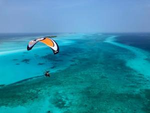 World's First Paramotor Expedition across the Maldives