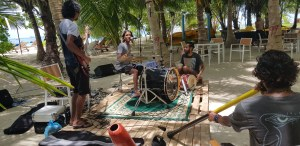 NAABA island vibes- Playing For Change