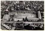 昭和45年(1970年)前後の榴岡小学校とその周囲の航空写真