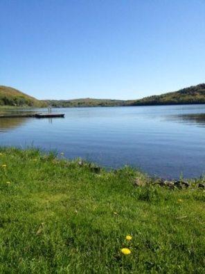 Lake Chickawaukie - Spring of 2012