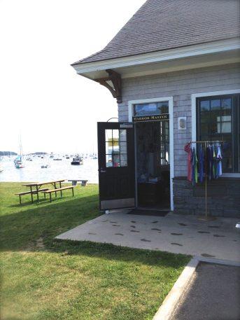 Rockport Maine Harbor Master Building