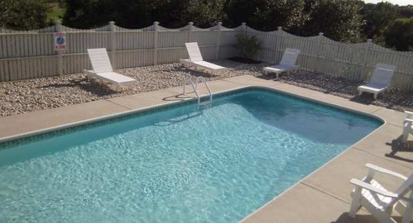 Swimming Pool Landscaping - Four Seasons Landscaping OBX
