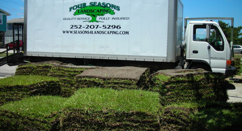sod-installation-outer-banks-lawn-15a