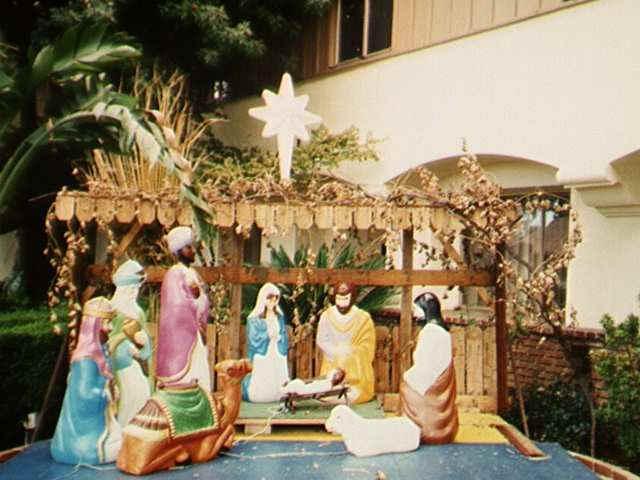 Mold Christmas Decorations