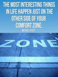 Hyatt Comfort Zone