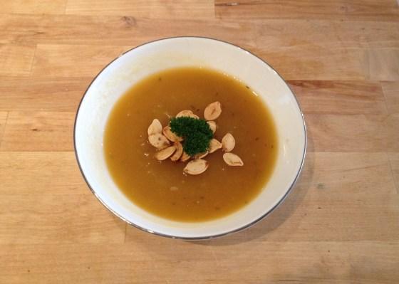 """<img src=""""pumpkin-soup.jpg"""" alt=""""Pumpkin Soup"""" />"""