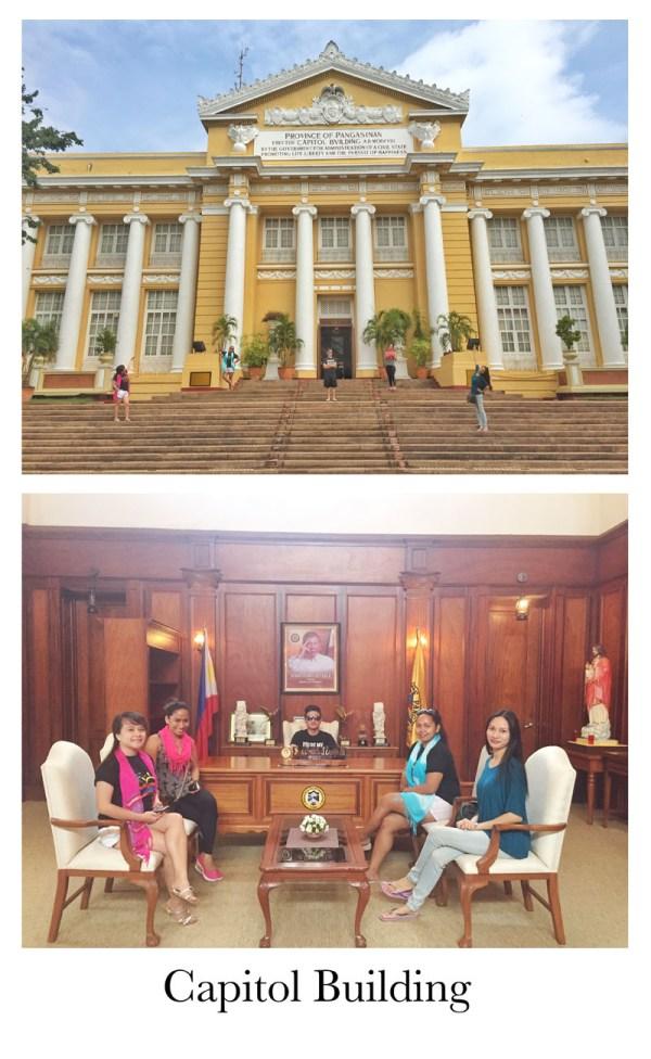 capitol building and office lingayen pangasinan