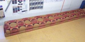 Bench-Cushions