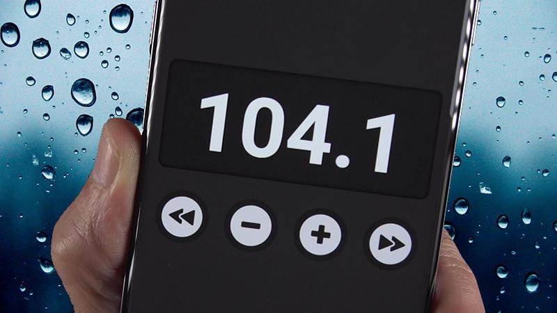 Estamos en emergencia, usá la radio de tu teléfono.