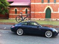 Porsche 718 Boxster S Roof Rack  SeaSucker Down Under ...