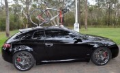 Alfa Brera Bike Rack