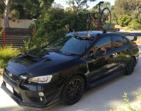 Subaru WRX STI Bike Rack  SeaSucker Down Under