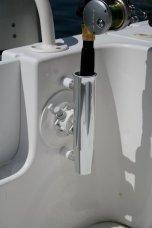 Aluminium Rod Holder