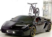 Talon Bike Rack - Lamborghini