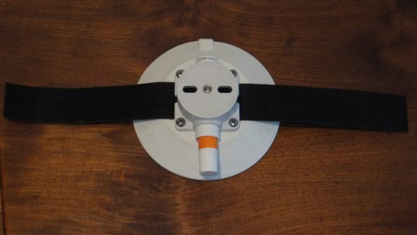 152 mm Vacuum Mount components