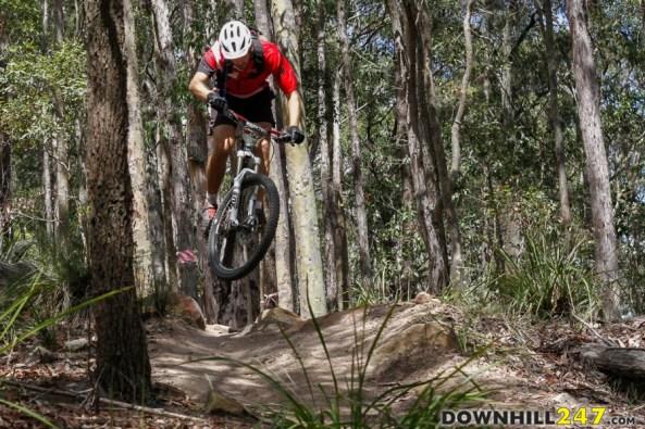 Jason Flint in action!