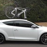 Renault Megane RS Bike Rack