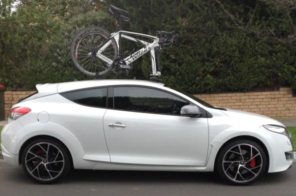 Renault Megane Bike Rack – The Mini Bomber