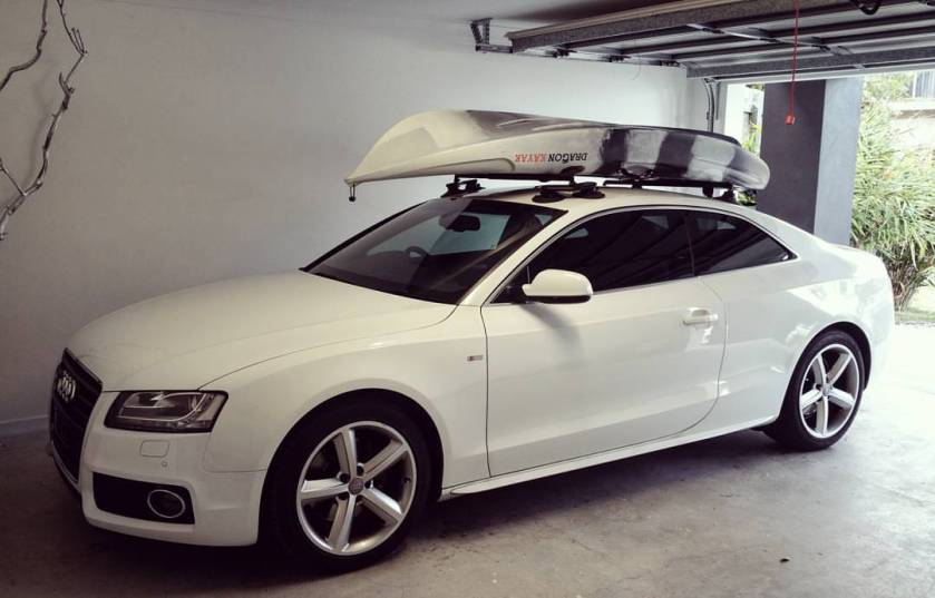 Audi A5 Roof Rack Seasucker Down Under