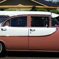 1960 Holden FB Wagon Roof Rack