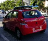 Toyota Yaris Roof Rack