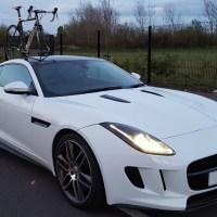 Jaguar F-Type Bike Rack