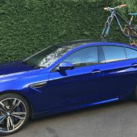 BMW M6 Bike Rack