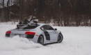 Audi Ski Rack - The SeaSucker Ski Rack