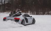 Audi Ski Rack - The SeaSucker Ski Rack